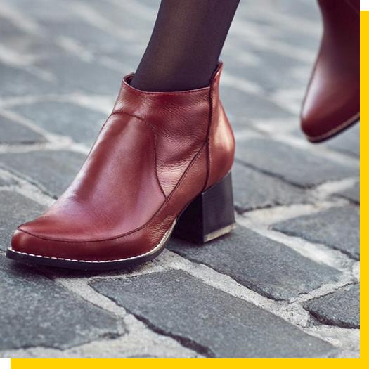 9cbfddfd Somos una marca uruguaya dedicada al diseño y comercialización de calzado  para damas, carteras y accesorios de cuero.